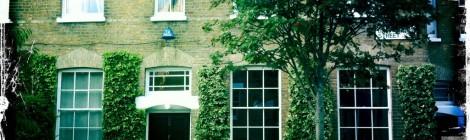 House in Islington London