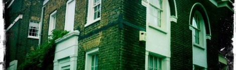 House in London near Kings Cross